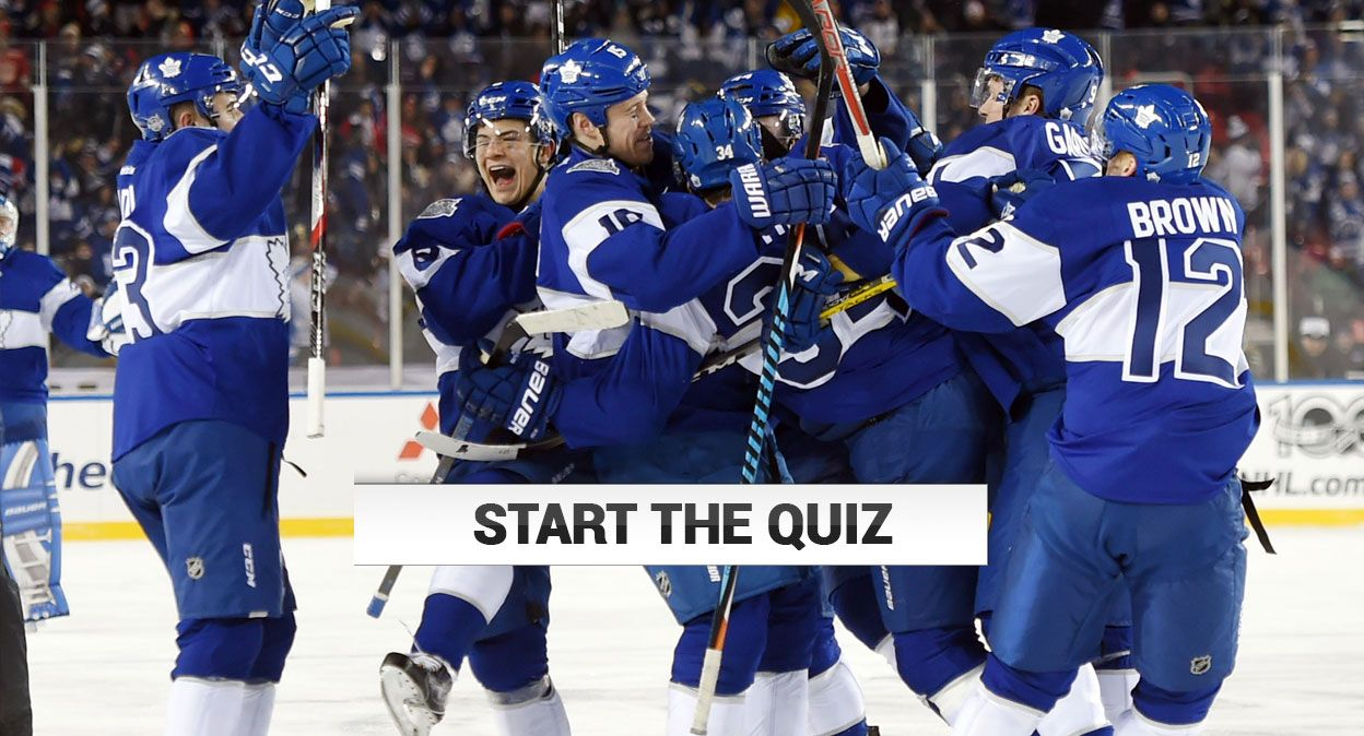 586e53b88 Only A True Toronto Maple Leafs Fan Can Beat This Quiz