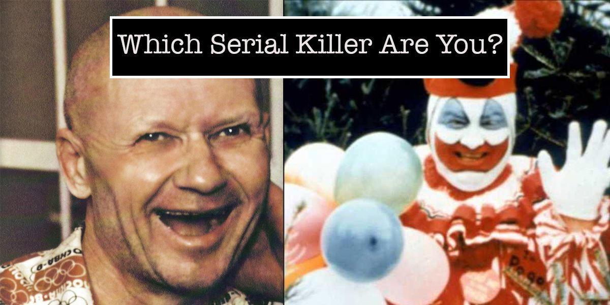 which serial killer are you quiz