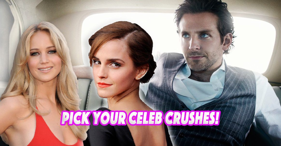 Can We Guess Your Male Celebrity Crush? - BuzzFeed