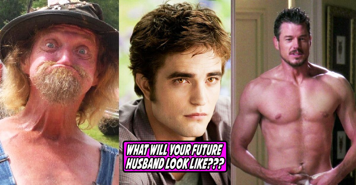 The 60 Second Quiz Thatll Reveal What Your Future Husband Will Look