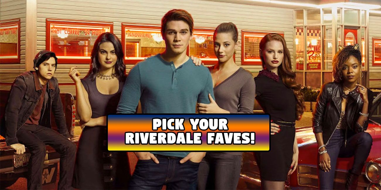 Pick Your Fave Riverdale Characters And We'll Give You A New