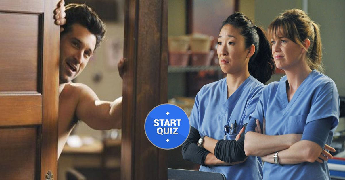 The Grey's Anatomy Quiz That Even Meredith Would Fail ...
