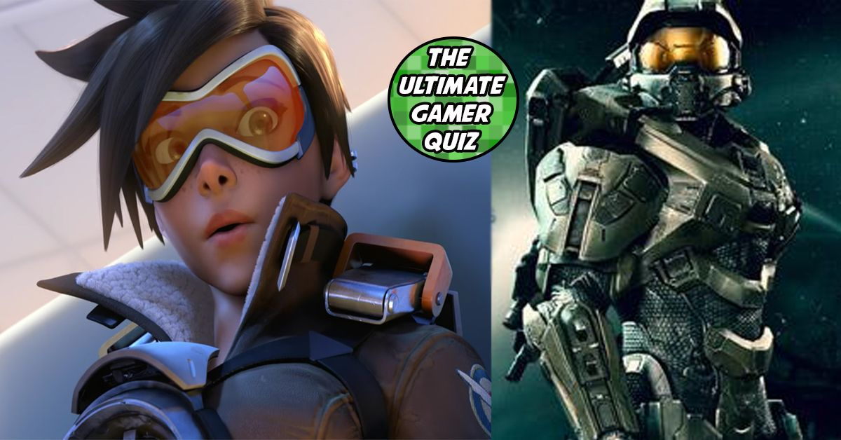 The Hardest Quiz Only A Master Gamer Can Pass | TheQuiz