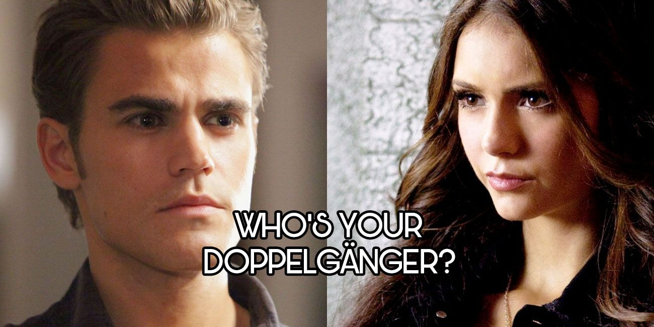 Take The Vampire Diaries Quiz To Find Your Doppelganger