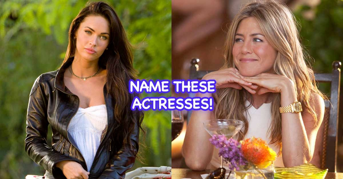 name as many actresses as possible and we u0026 39 ll guess when