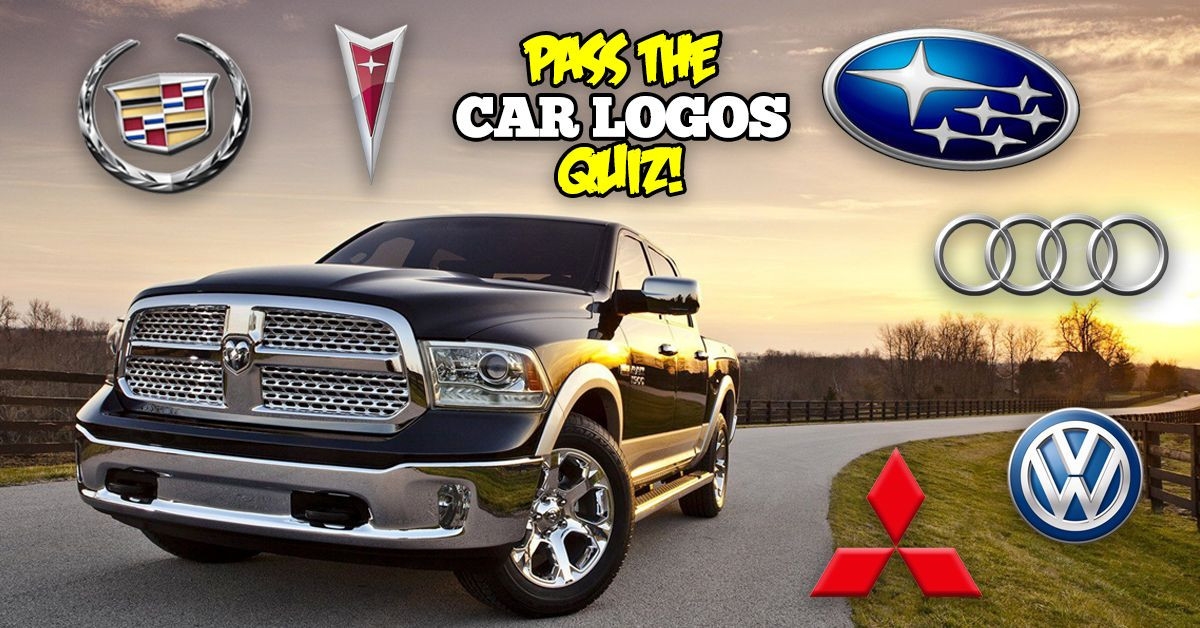If You Cant Name These Car Logos Youre Not A Real Man