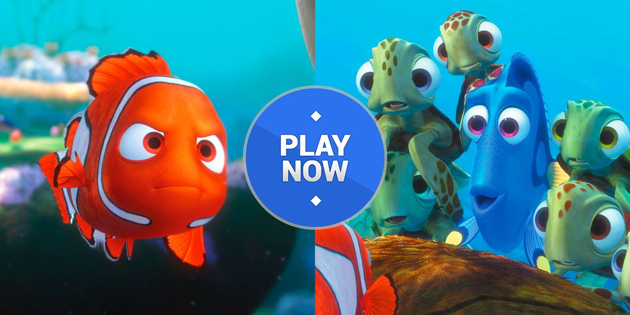 Relive Your Childhood With This Finding Nemo Quiz