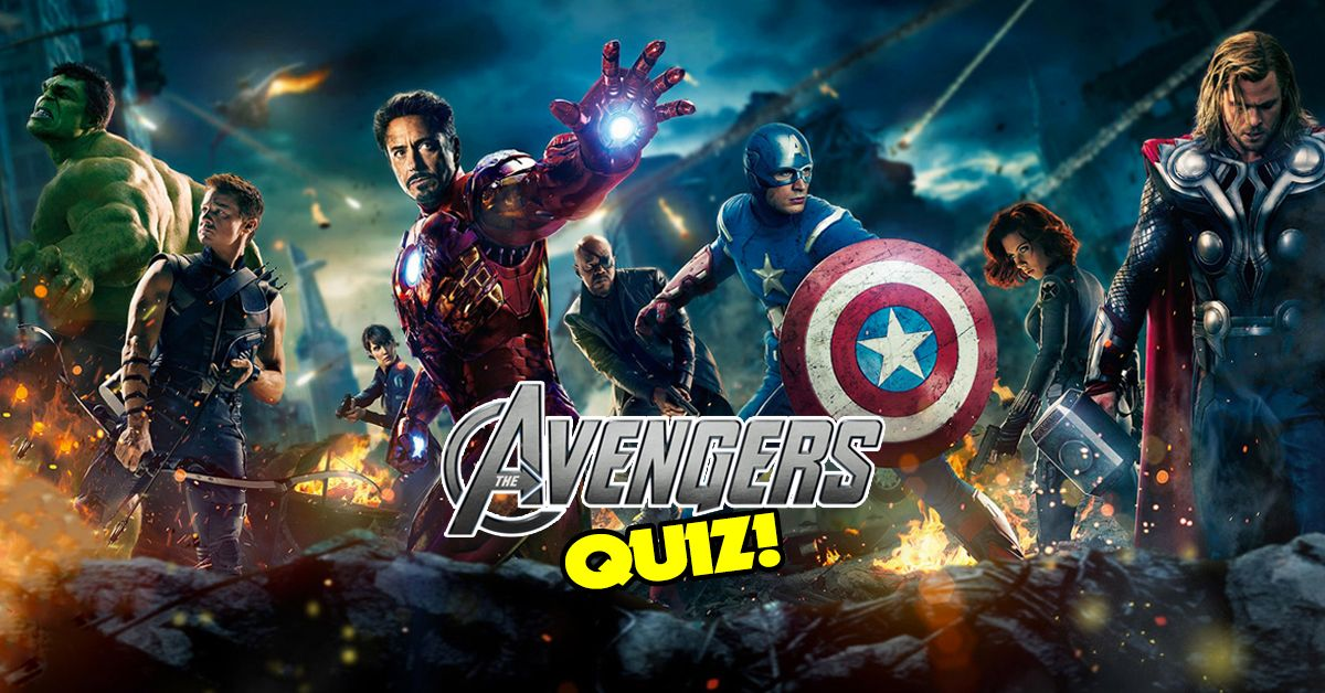 if you u0026 39 re a true fan of the avengers  answer these