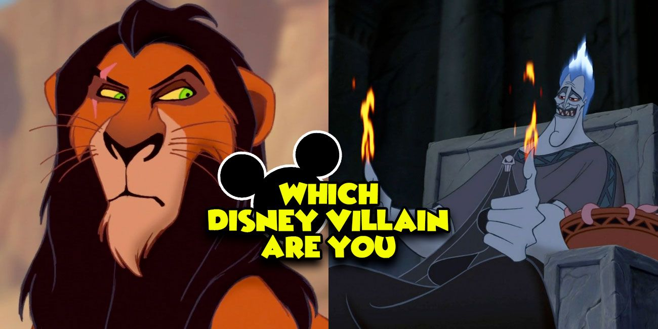 Play Would You Rather Disney Edition To Reveal Your Inner