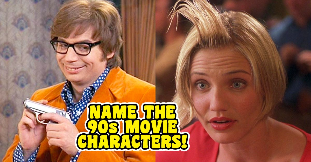 There's No Way You Can Name All These Popular 90s Movie