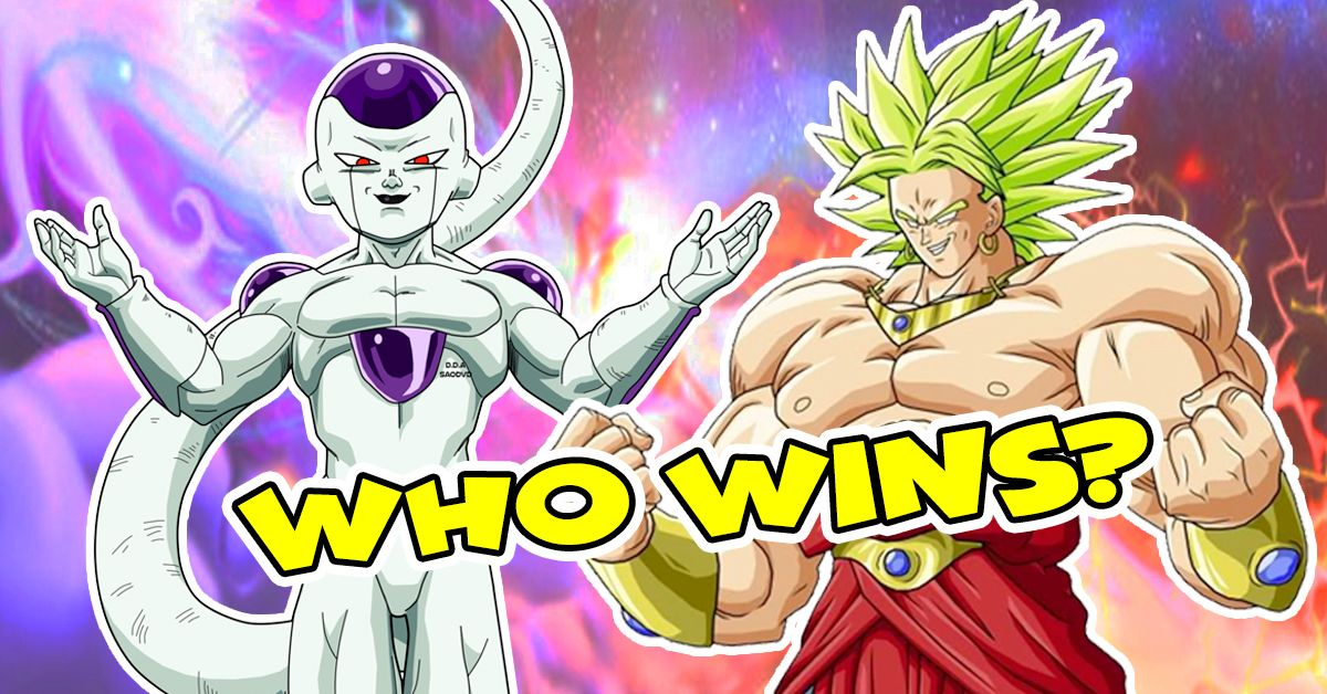 Which Of These Dragon Ball Z Characters Would Win In A Battle Play