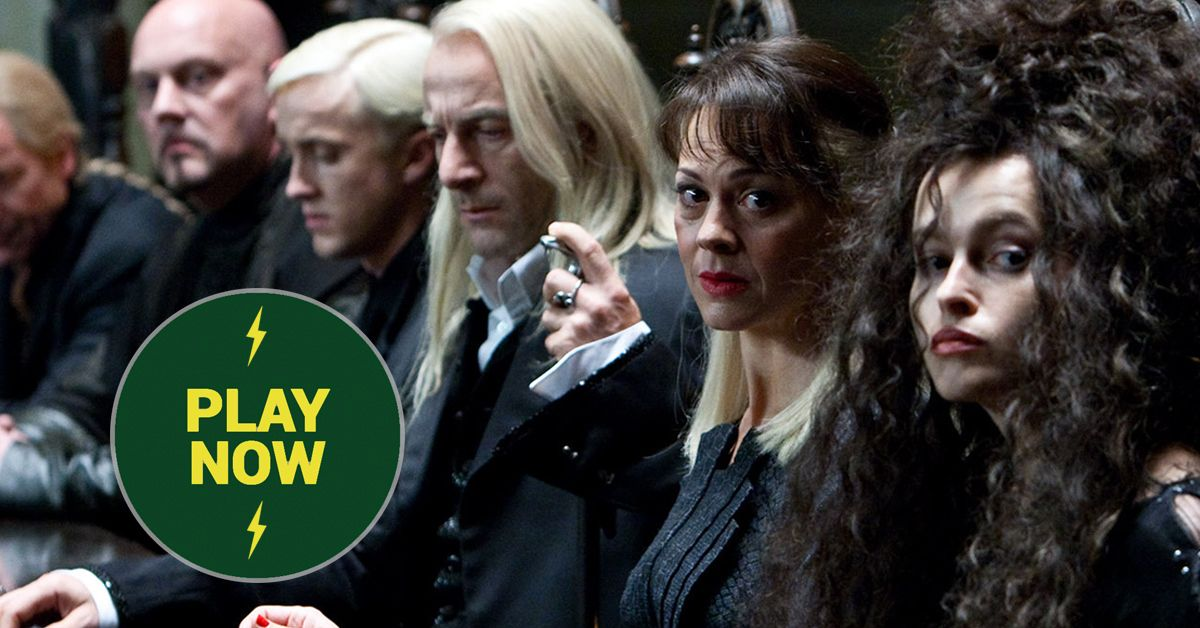 Rate These Harry Potter Characters And We'll Reveal Which
