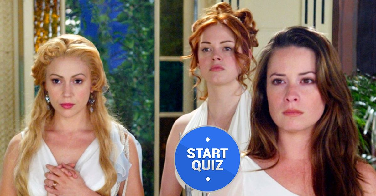 Charmed Quiz