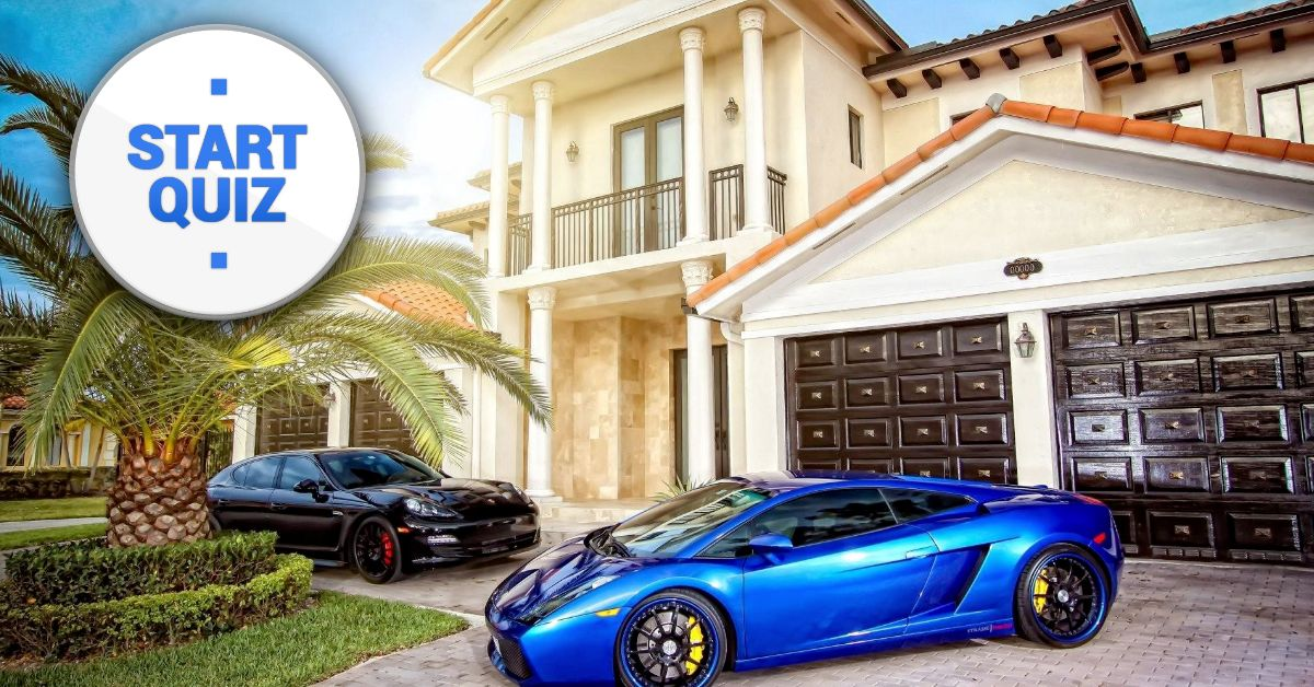 Hey Girl Design A House And We Ll Reveal The Ideal Luxury Car