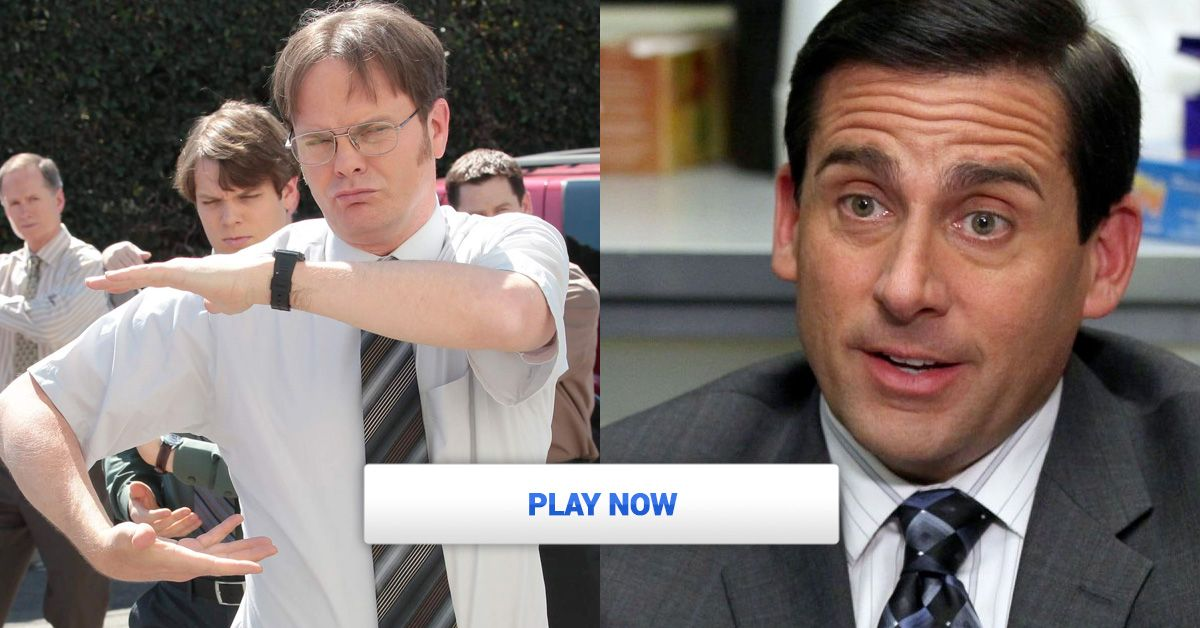 Office Quiz Time: Was It Michael Or Dwight? | TheQuiz