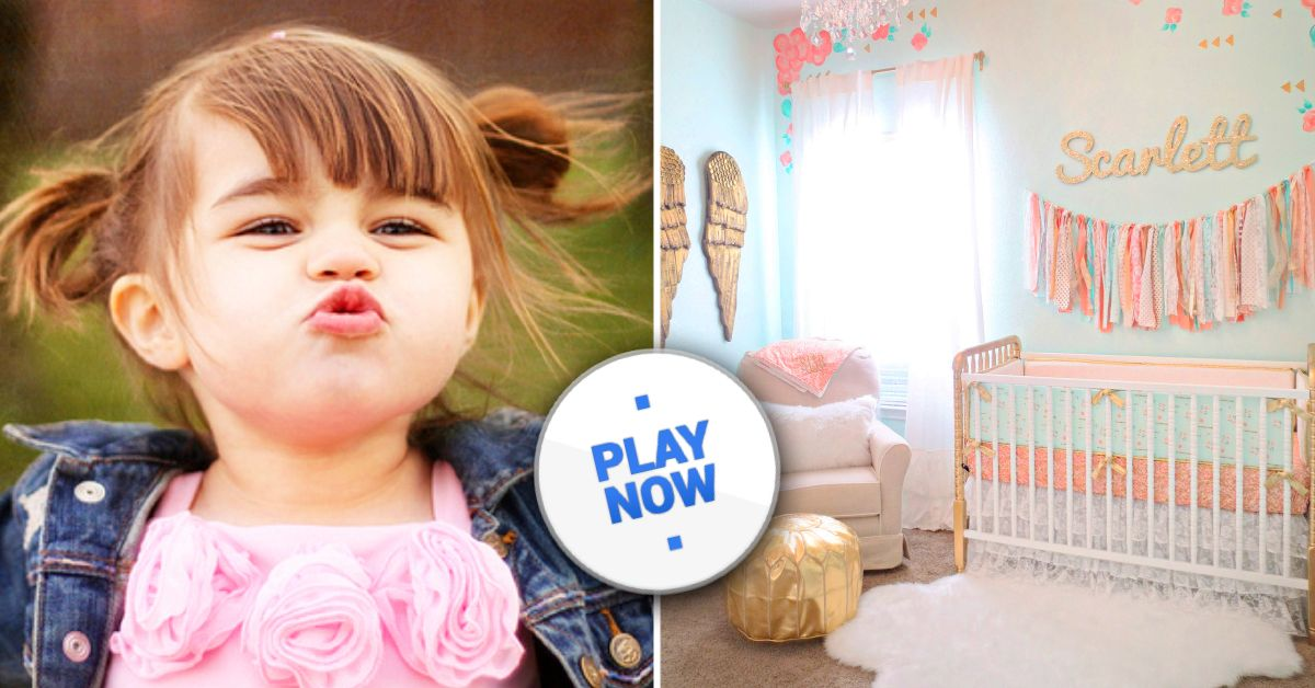 pick or pass on these baby girl names to reveal a dream home
