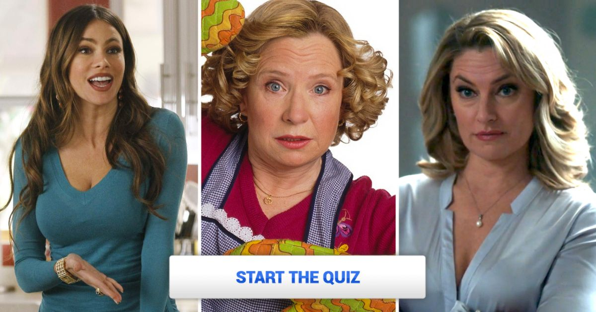 Try To Guess Which Sitcom These Tv Moms Are From Thequiz