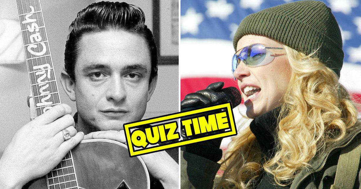 Finish The Country Music Lyrics And We'll Guess Everyone's
