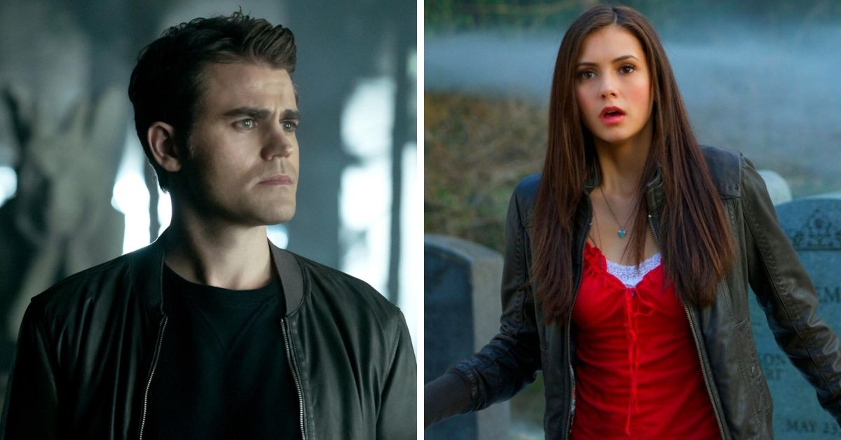 Only An Original Could Name All Of These Vampire Diaries Characters