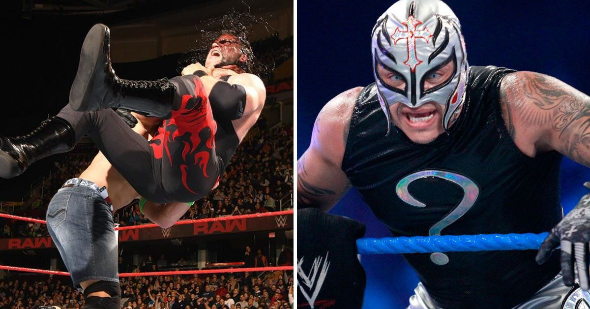 Only A Real WWE Fan Can Match These Wrestlers To Their Finisher